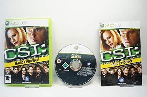 Sconosciuto CSI 4: Hard Evidence