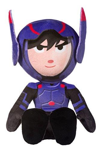 Big Hero 6 Baymax Hiro - Peluche de peluche (30,5 cm)