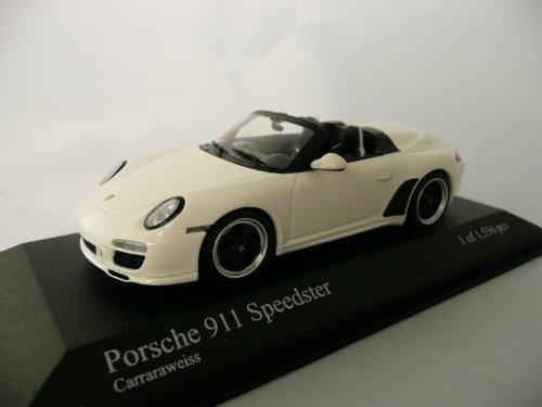 Minichamps Porsche Speedster Blanc 1/43