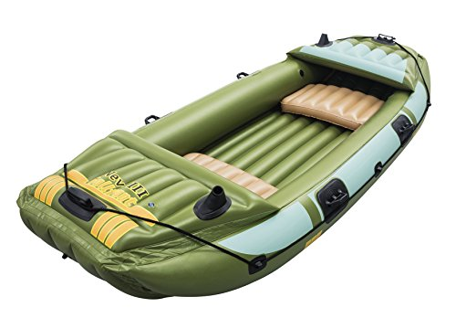 HydroForce Voyager 300 Inflatable Raft 8' x 40'