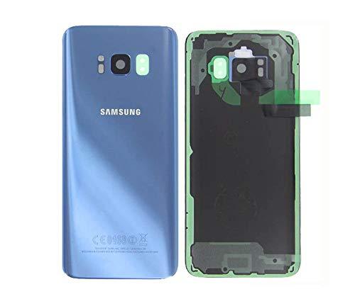 Original Samsung Galaxy S8 G950F G950 Akku Deckel Akkudeckel Backcover Gehäuse Coral Blau GH82-13962D