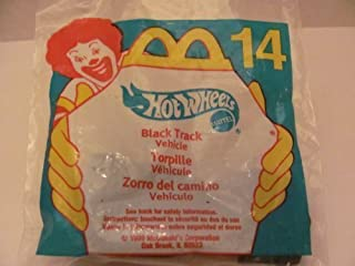Mattel HOT WHEELS - McDONALD'S Happy Meal TOY CAR -