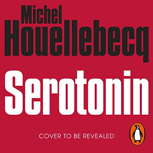 Serotonin audiobook cover art