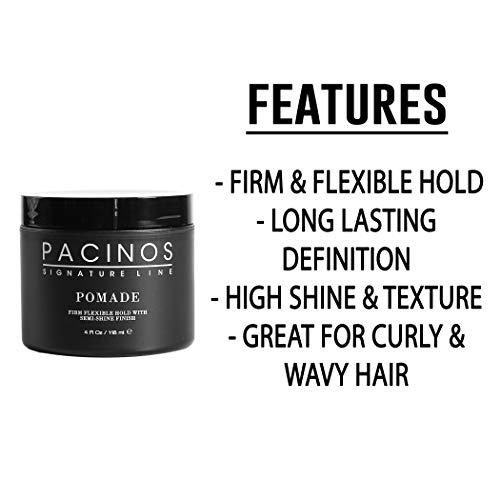 Pacinos Pommade de Toilettage de Cheveux 118 ml