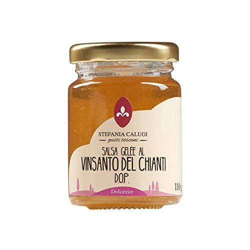 Calugi Salsa Gelée al Vin Santo del Chianti D.O.P - 110 gr