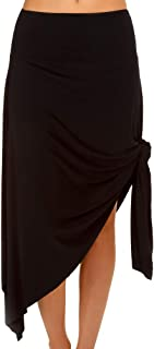Magicsuit Women's SwimwearJersey Handkerchief Swimsuit Cover Up Skirt with Wrinkle-Free Fabric