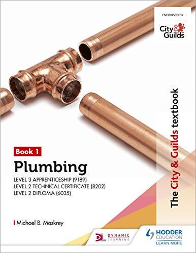 City & Guilds Textbook: Plumbing Book 1