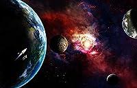 大人のための木製ジグソーパズル10代子供300ピース地球宇宙家の装飾のためのパズルエンターテインメント家族ゲーム