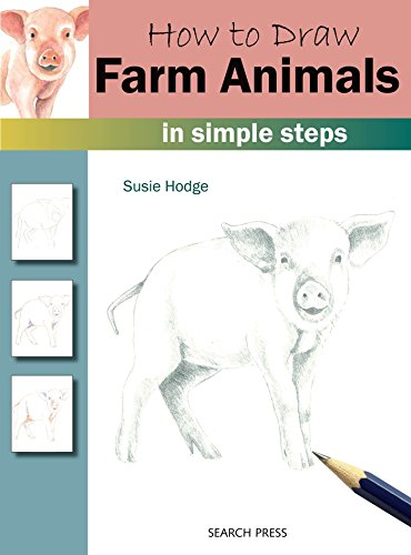 How to Draw Farm Animals In Simple Steps