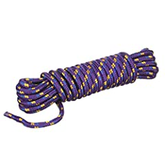 Floating line, 3/8-Inch x 25-Feet Great for miscellaneous uses around the water Assorted Neon Colors This listing is for one rope not three. Image for descriptive purpose only.
