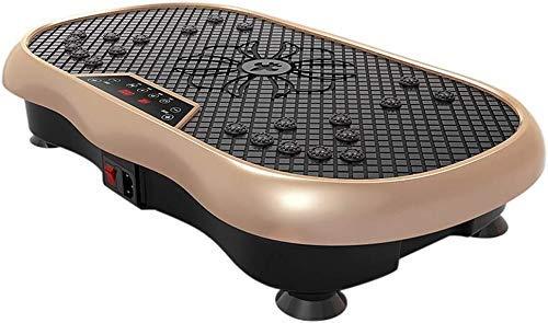Yuany Lazy Body Shaping Slankmachine, slankmachine, vibratie, gewichtsverlies meter, voor thuis, fitness, sportapparatuur met draadloze afstandsbediening