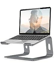 "OCDAY stojak na laptopa do MacBook Pro/Air HP, MateBook, Lenovo wszystkie notebooki 10""~17"" (szary)"