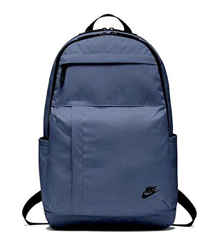 Nike Elmntl Bk Backpack, unisex_adult, Backpack, BA5768, Diffused Blue/Black, 10x6x5x cm
