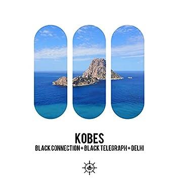 Black Connection + Black Telegraph + Delhi