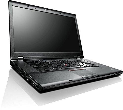 Lenovo ThinkPad T530 15,6 Zoll 1600×900 HD+ Intel Core i5 256GB SSD Festplatte 8GB Arbeitsspeicher Win 10 Pro DVD Brenner Bluetooth Webcam 2394-CG6 Notebook Laptop (Generalüberholt)