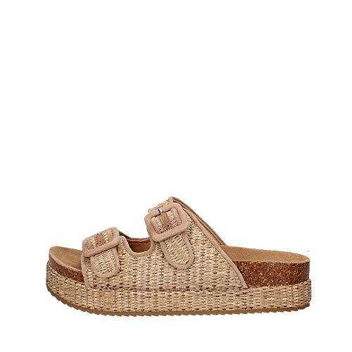 Refresh 72835 Sandales à la mode pour jeune Taupe - Marron - marron, 41 EU EU
