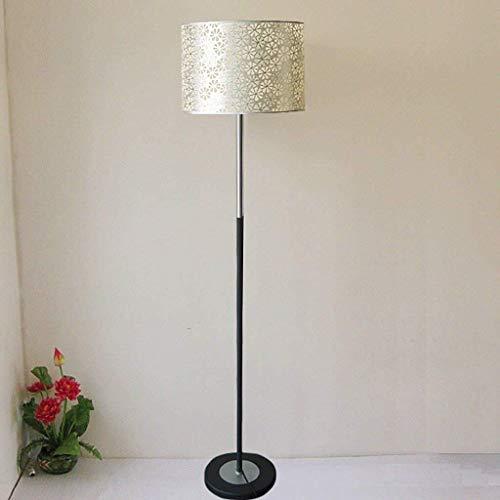 BINGFANG-W Dormitorio Led Sala de Estar Moderna lámpara de pie, Simple Creativa del Dormitorio del Hotel Nordic Lights Moda Lámparas de Eye-Cuidado Vertical luz del Piso Lámparas de pie