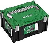 Hitachi Boîte à outils HIT-System Case III, Vert/Noir