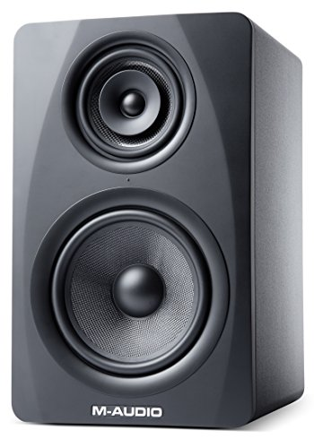 M-Audio M3-8 Black - Monitor de estudio...