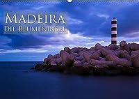 Madeira - Die Blumeninsel (Wandkalender 2022 DIN A2 quer): Erhalten Sie Urlaubsimpressionen rund um die Insel Madeira. (Monatskalender, 14 Seiten )