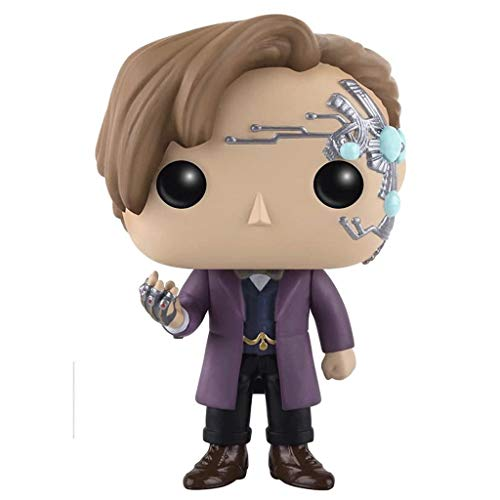 Funko Pop Television : Doctor Who - 11th Doctor with Mr. Clever 3.75inch Vinyl Gift for TV Fans...