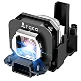 Araca ET-LAX100 Replacement Projector Lamp with Housing for Panasonic PT-AX200U AX100U AX200E AX200 TH-AX100 AX100E AX100 Projector Lamp¡­