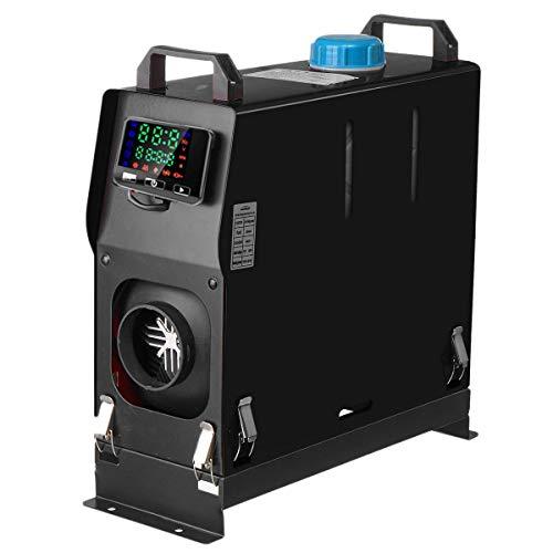 ZhanPing 1-8KW 12V einstellbare Diesel Luftheizung Standheizung EIN-Loch-LCD-Schalter Fernbedienung Integrierte Maschine Elektrische Ausrüstung (Style : #02)