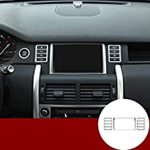 Inner Console GPS Navigation Cover Trim for Land Rover Discovery Sport 2015-2017