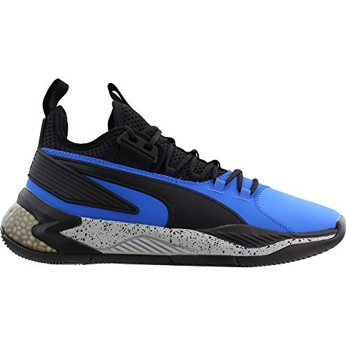 PUMA Mens Uproar Hybrid Court Core Basketball Sneakers Shoes Casual - Blue...