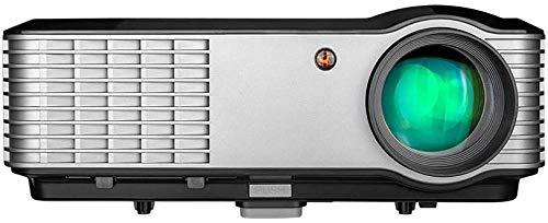 Projector helderheid Full HD 1920x1200 resolutie Beamer 4000 Lumen for thuisentertainment Cinema Office Theater van het Huis 3D Projector (Kleur: Foto kleur, Maat: Een maat) dljyy