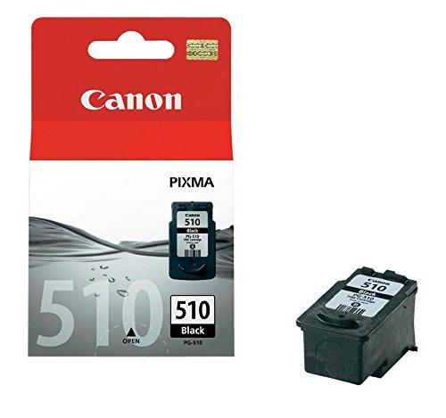 Canon PG-510 - Cartuccia di inchiostro per stampante, nero, 9 ml