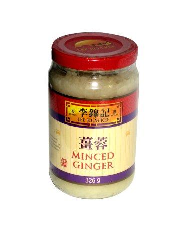 Salsa / Crema de Jenjibre Picado de Lee Kum Kee 326 Grs