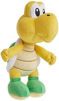 Little Buddy Super Mario All Star Collection 1425 Koopa Troopa Stuffed Plush 7 ,Multi-Colored