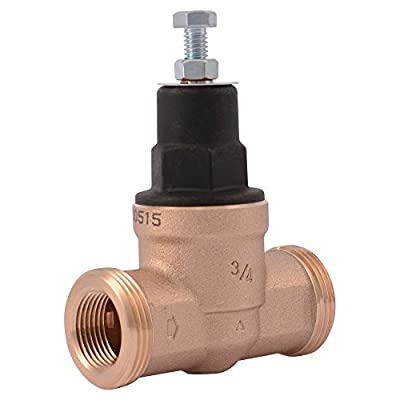 "Cash Acme 23881-0045 Pressure Regulator, EB45 Threaded NPT, 3/4"" from Cash Acme"