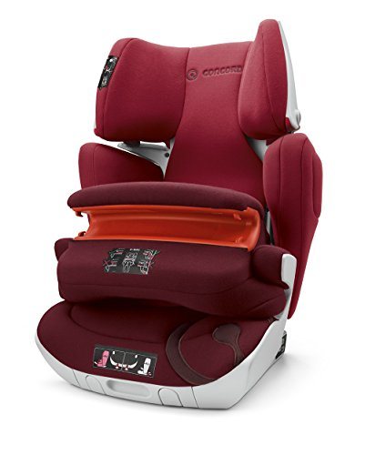 Concord Transformer XT Pro 2015 Ruby Red 9-36kg TFM0963TFP