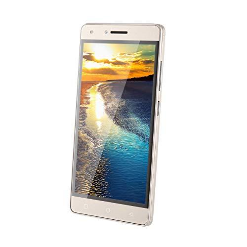 O6 Android 6.0 1GB + 8GB MT6572 Dual Core 5 Pulgadas LCD 960 * 540 Teléfono móvil Dual Sim Dual Standby Teléfono Inteligente Doble cámara de Ballylelly