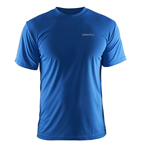 Craft Herren Trainingsshirt Prime Tee 199205 Sweden Blue XXXL