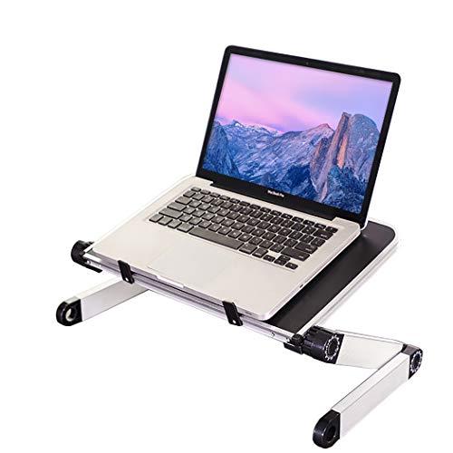 Bageek Bandeja de Soporte para computadora portátil Mesa de Cama para Escritorio portátil portátil Creativo Mesa para computadora portátil para Cama