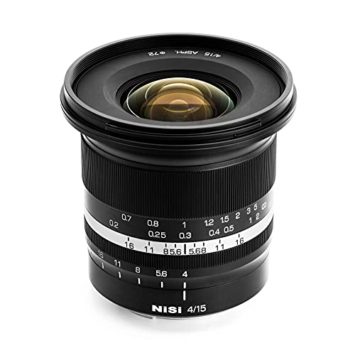 NiSi 単焦点 広角レンズ 15mm F4 ASPH Nikon Zマウント