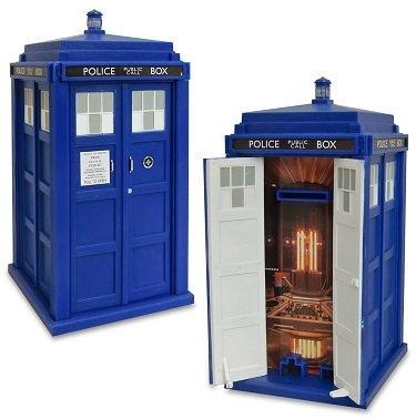 Doctor Who 12. Doctor Tardis Reden Spardose (Peter Capaldi)