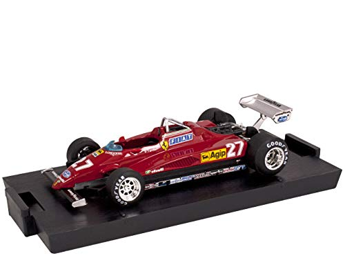 Desconocido Brumm 1/43 Ferrari 126 C2 Tambay
