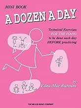 A Dozen a Day Mini Book (A Dozen a Day Series)