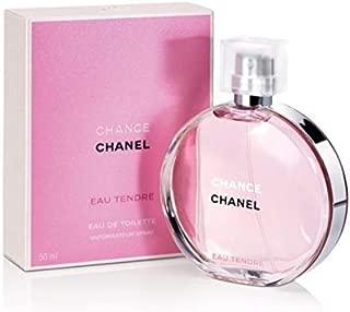 CHàNèl Chance Eau Tendre Eau de Toilette Women Spray 1.7 OZ./ 50 ml.