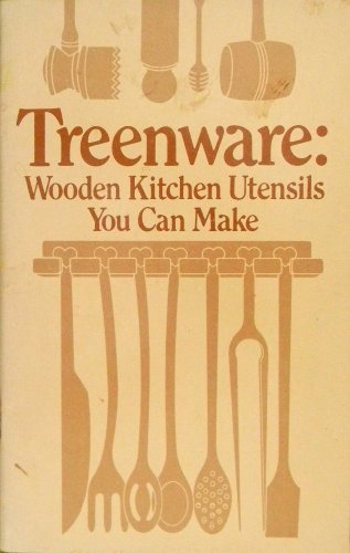 Treenware: Wooden Kitchen Utensils You Can Make