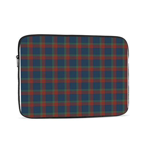 Funda protectora para ordenador portátil Wilson Clan de 13 pulgadas compatible con MacBook Air de 13,3 pulgadas (A1466 A1369)