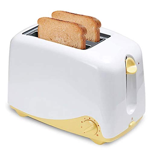 Smart Toaster, Electric Automatic Toaster Bread Baking Maker 2 Slices With Dust Cover Toast Sandwich Grill Oven for Household Breakfast