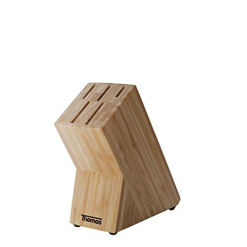 Thomas Messer Holz Messerblock