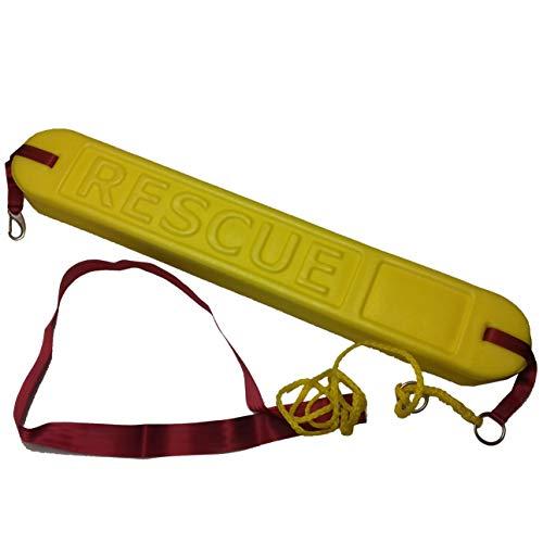 MuMa Rescue Tube Torpedo Salvataggio - Rispondente alle Caratteristiche sez. Salvamento Fin