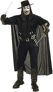 Rubie's Men's Deluxe V for Vendetta Costume