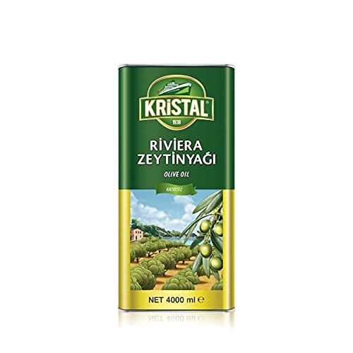 Kristal Riviera raffiniertes Olivenöl (4000ml)